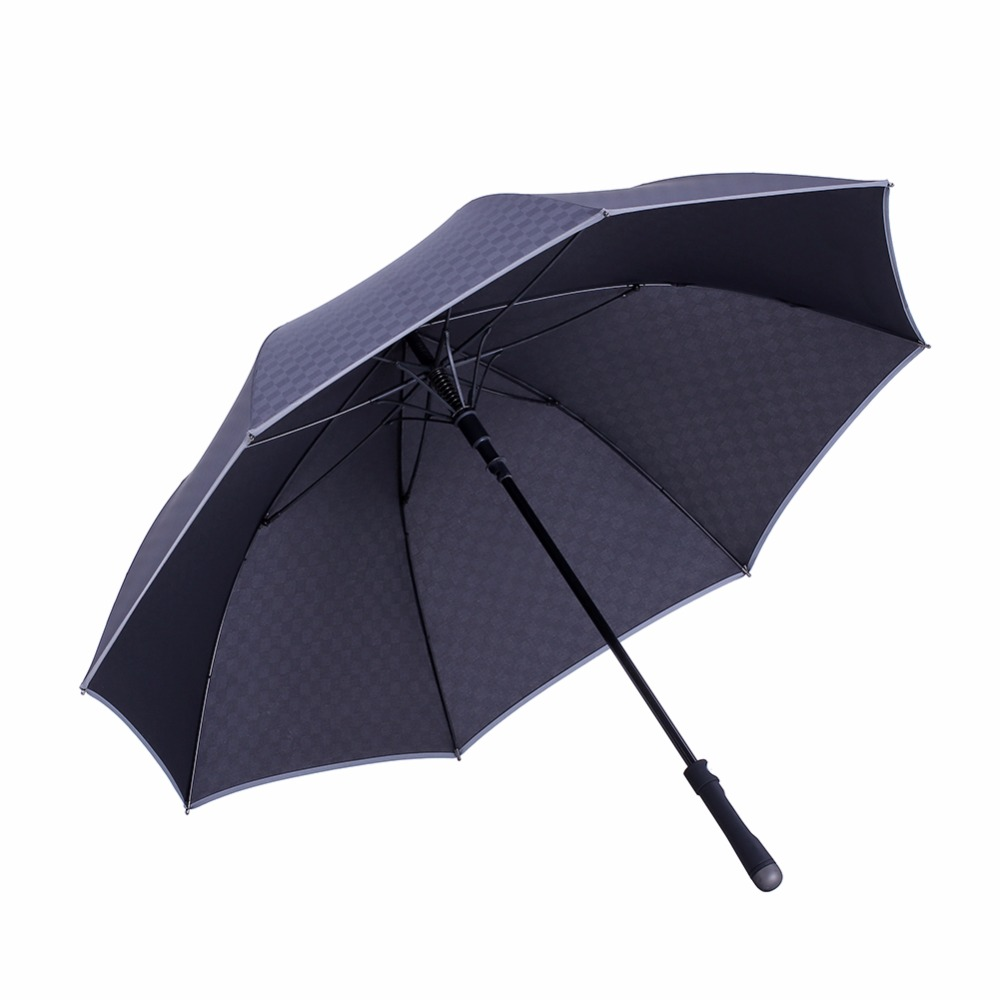 New Car Safety Hammer Automatic Umbrellas Wind Resistant Self-Defense / Security / Unbreakable Walking-Stick Umbrella maritime safety