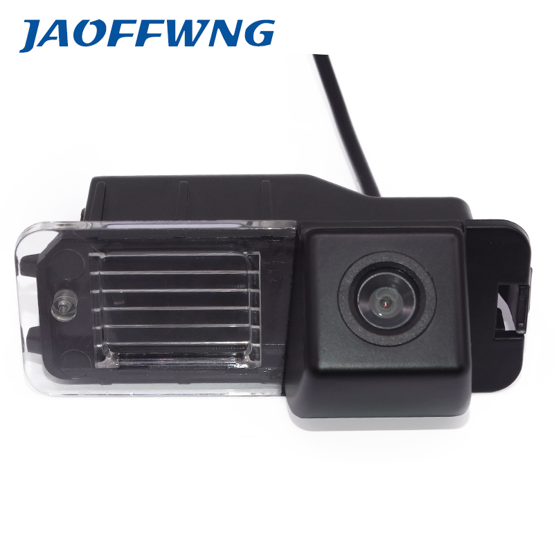 HD Car Reverse Rear View backup Camera parking rearview Parking System For VW Volkswagen Polo V (6R) / Golf 6 VI / Passat CC leewa for volkswagen golf6 magotan beetle scirocco bora polo passat b7 hd auto backup rear view car camera ca4828