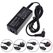 EU/AU/US/UK Plug AC DC Power Supply Charger Adapter Cord Converter 19V 2.1A For LG Monitor LCD TV