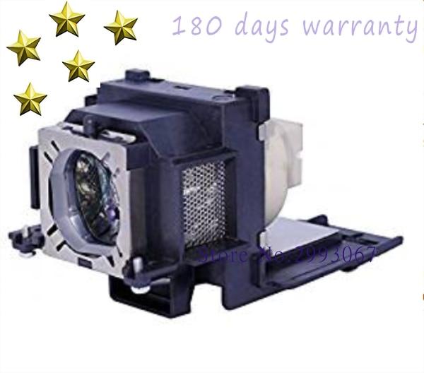 Replacement lamp with housing ET LAV100 for PANASONIC PT VW330 PT VW330E PT VW330U PT VX400