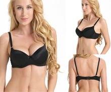 New Women Bra Underwire Underwear Brassiere Sexy BH Lingerie Supper Push Up Bralette Bras Size 32 34 36 38 40 A B C D Cup