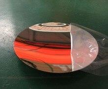 Пластиковое акриловое пагубное зеркало, 1 шт. вогнутое косметическое зеркало, защита от ультрафиолета, прочная и долговечная