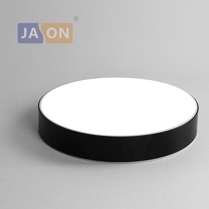 LED müasir akril lehimli qara ağ dəyirmi LED fənər.LED işıq. - Daxili işıqlandırma - Fotoqrafiya 4