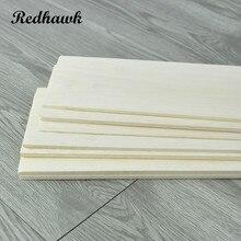 1000x100x10 12 15 20mm AAA super quality model balsa wood sheets for DIY airplane boat model
