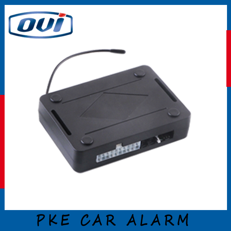 Car Alarm Kit Passive Entry System, Start Stop Push Button, Remote ...