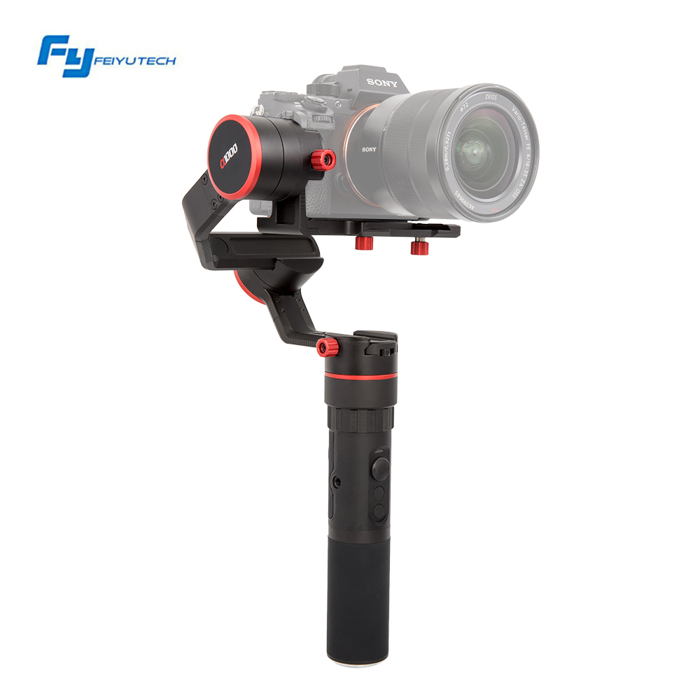 FeiyuTech Feiyu a1000 3-Axis Handled Gimbal Stabilizer for a6500 a6300 iPhone 7 Plus Sumsung GoPro Hero 5 Payload 150-1000g huangshan 1000g page 5