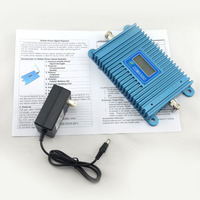 1PCS LCD Display CDMA 980 850Mhz Mobile Phone Signal CDMA Booste Repeater Amplifier Coverage 2000square Free