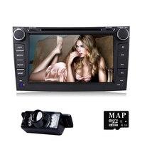 8 дюймовый сенсорный экран dvd плеер gps навигации стерео для Toyota Corolla 2007 2008 2009 2010 2011 в тире AV ресивера w/iPod