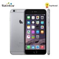 Unlocked Original Apple iPhone 6 Plus Mobile Phone Dual Core 5.5 1GB RAM 16G/64GB ROM IOS iphone 6plus 8MP Camera 4K Video LTE