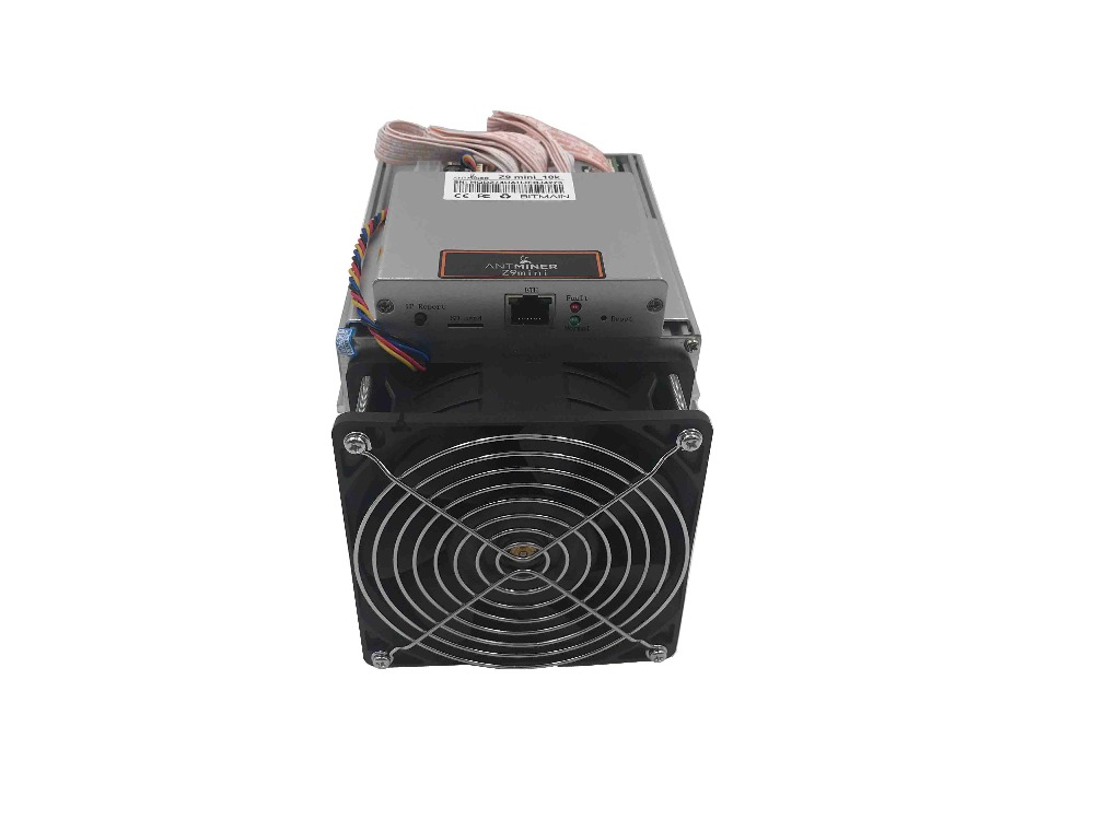 KUANGCHENG 80-90% new  Antminer Z9 mini 10k sol/s Z9 miner no psu ASIC Equihash Mining machine ZCASH Can be overclocked to 12K/S