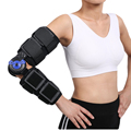 Adjustable Hinged Elbow Brace Adjustable Hinged Elbow Support Adjustable Hinged Arm Support Adjustable Hinged Arm Brace HK-C002
