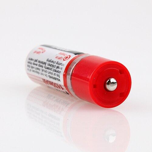 2Pcs LiitoKala Mini AA Battery Nimh AA 1.2V 1450MAH Rechargeable Battery NIMH USB AA 1450 With Colorful Card CE FCC ROHS 5