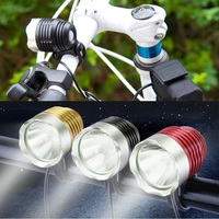 LED FLASHLIGHT IP 65 Waterproof DC 3 8V Cree XM L T6 Flashlight Bike Bicycle Light