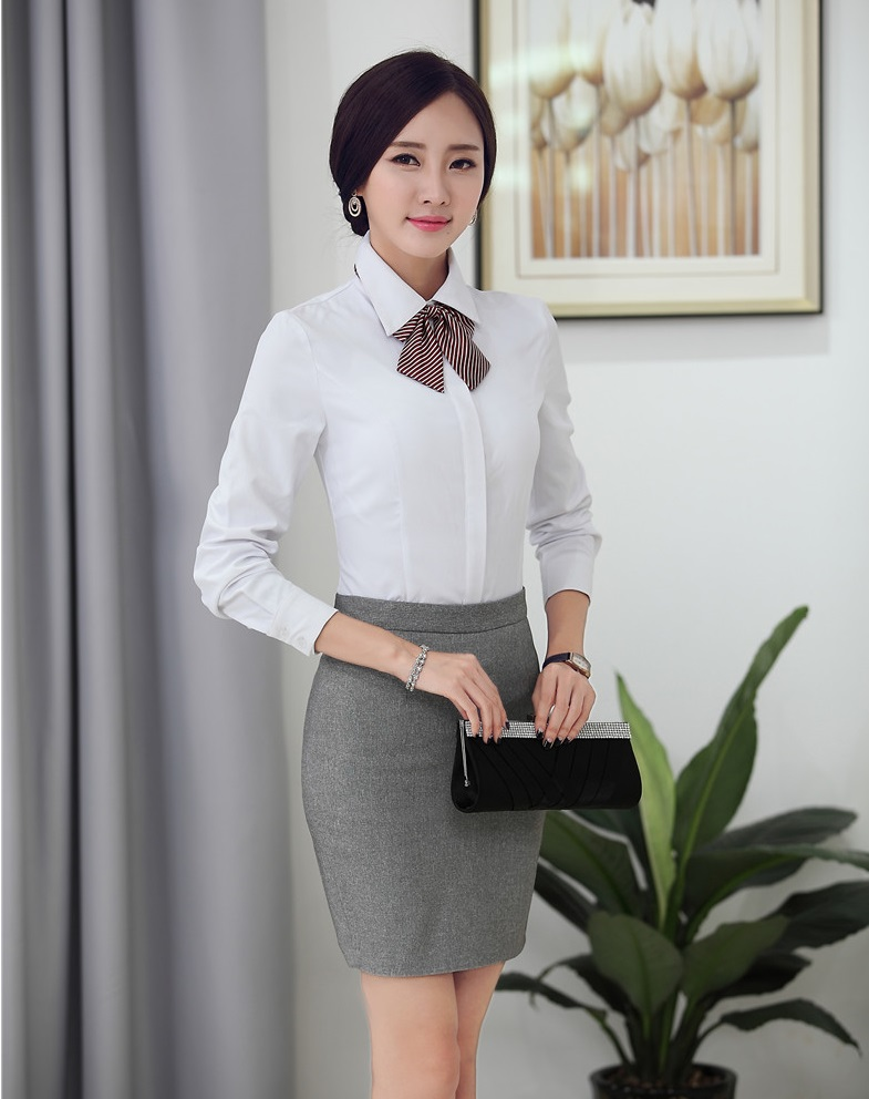 Novelty Uniform Styles Professional Business Women Suits ...