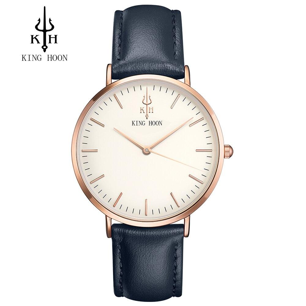 KÖNIG HOON 2017 Mode Quarzuhr Männer Uhren Top-marke Luxus Männliche Uhr Business Herren Armbanduhr Hodinky Relogio Masculino