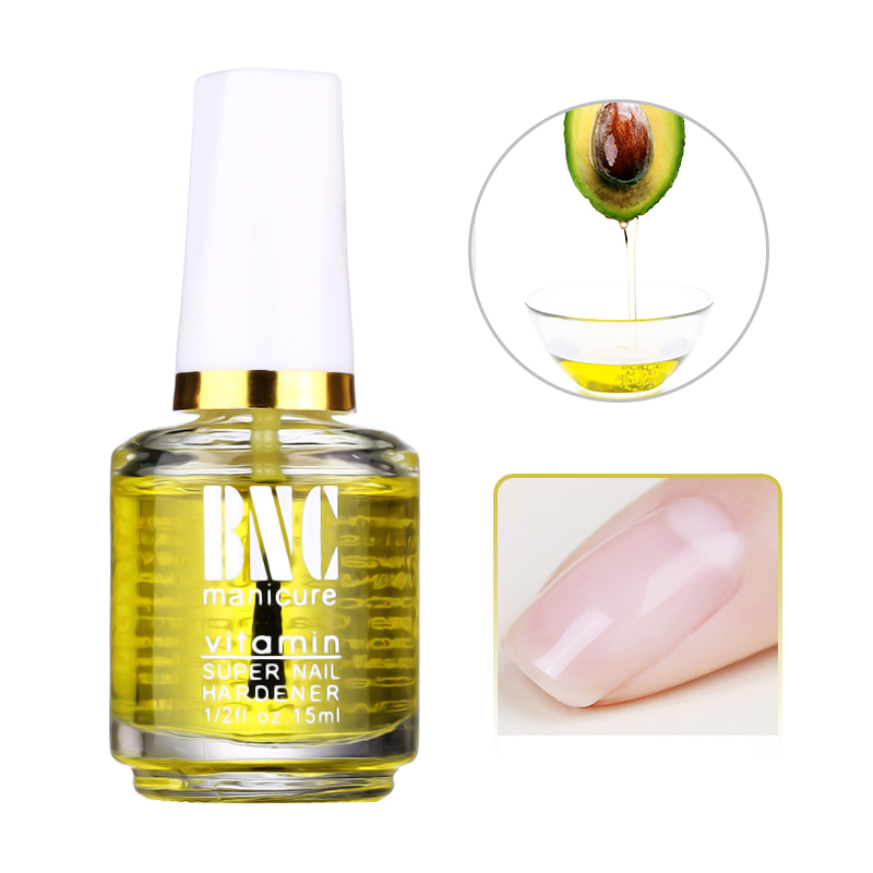 Cuticle Oil Revitalizer MSHARE Nail Hardener Nourish Nourishment Nails Tools Nutritional Oil UV Gel Nail Treatment Nail Care