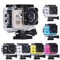 В Наличии 2016 Самых Продаваемых Мини Водонепроницаемый Спорт Рекордер Автомобиля DV Видеокамер 1080 P HD Спорт Видеокамера Бесплатная Доставка