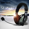 SENICC ST-2688 Stereo Gaming Headphones With Microphone Volume Control noise canceling Headset Headphone For Computer PC Phone