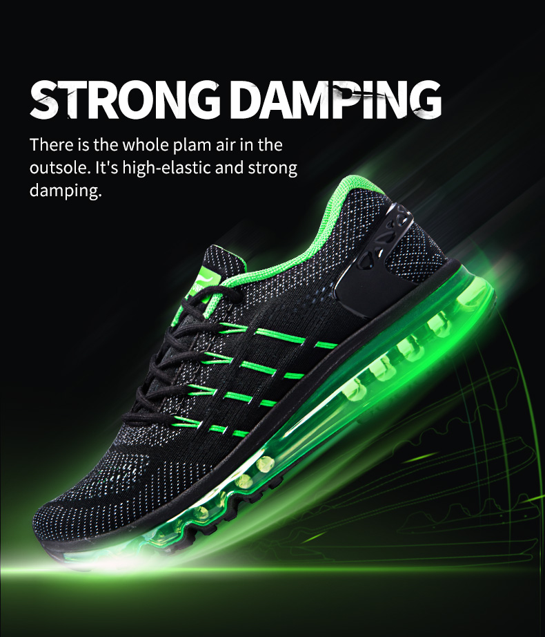 ONEMIX 17 Cushion Men Running Shoes Breathable Runner Athletic Sneakers Men Outdoor Sports Walking Shoes for men free shipping 6
