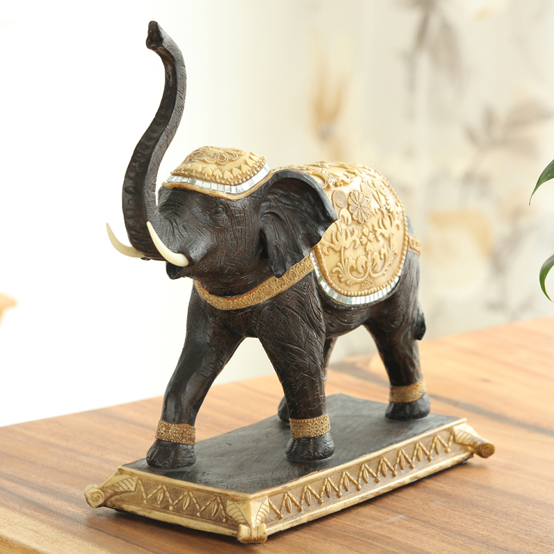 best desktop for home office. Elegant Elephant Abstract Retro Resin Ornaments Home/Office Desktop  Decoration Minimalist Best Gift, Free Shipping Best Desktop For Home Office