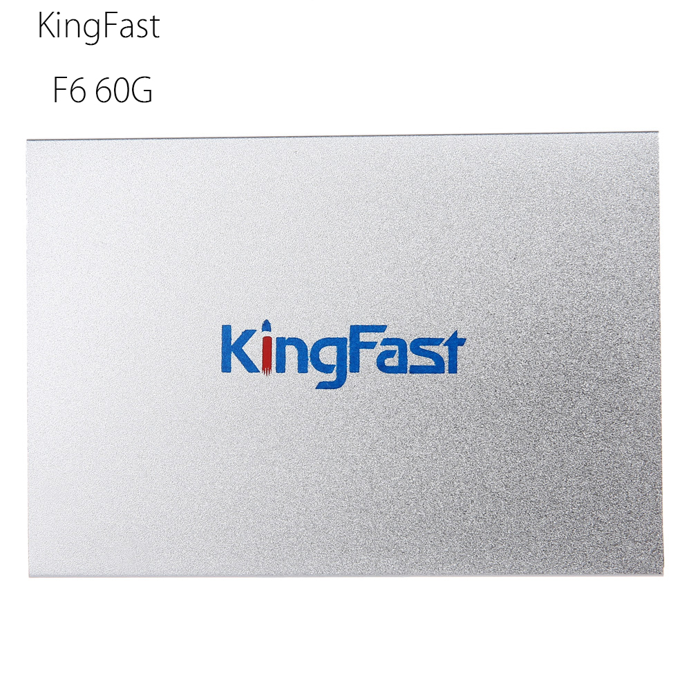 Original KingFast F6 60GB / 128GB Solid State Drive 2.5 Inches SSD For Computer Hardware Support BHC ECC Hard Drive Disk