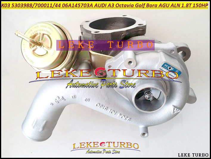 K03 44 53039700011 53039700044 5303 970 0011 06A145703A Turbo For AUDI A3 1.8L Octavia For Volkswagen VW Golf Bora AGU ALN 1.8T|turbo turbo turbo|turbo k03|turbo audi a3 - title=