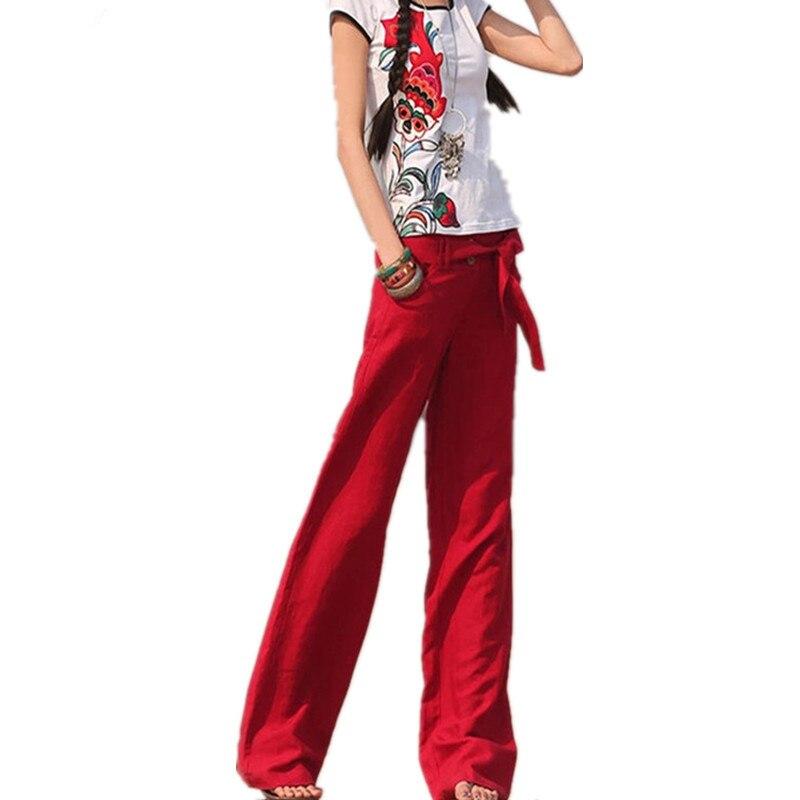 Plus Size Red Dress Pants Promotion-Shop for Promotional Plus Size ...