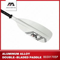 AQUA MARINA BEACH Kyak Accessories Boat Oar Inflatable Boat Paddle Inflatable Kayak Paddle Double Blade Sports Kayak Oar 230cm