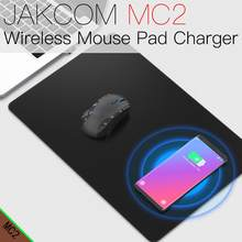 JAKCOM MC2 Wireless Mouse Pad Charger Hot sale in Accessories as sx os pro mi pad 4 plus olympique de marseille(China)