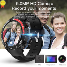 2019 new Smart 4G Watch Android 7.1 OS MTK6739 Quad Core 1.28GHz 1GB 16GB Ip68 Smartwatch IP68 swimming watches PK Z28 LEM9 HOPE цена