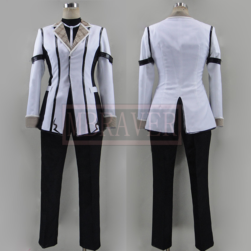 A TALE OF WORST ONE Ikki Kurogane Cosplay Costume