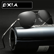 Brand Men Sun Glasses Pilot Style Design Classic Male Glasses EXIA OPTICAL KD-0761 Series
