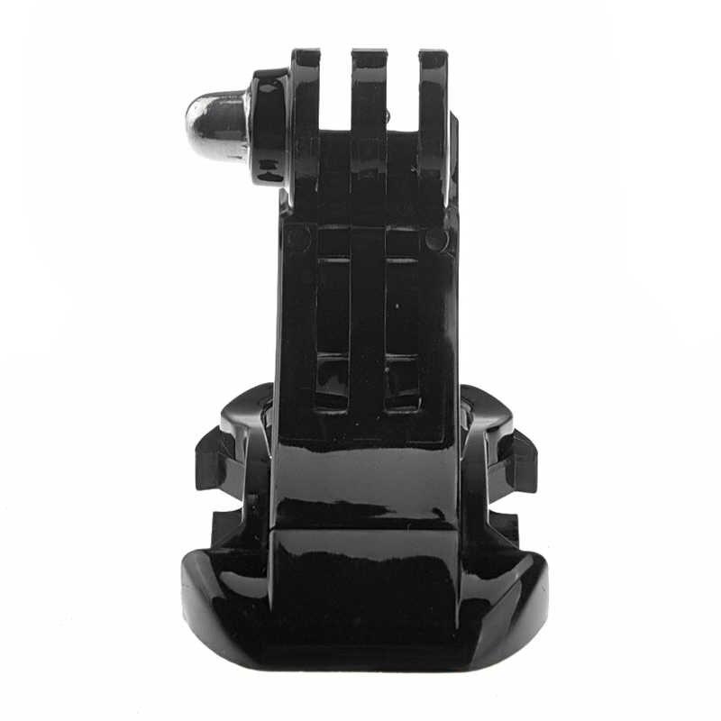 GloryStar j-образная скоба с фиксатором J-крючок основание для нагрудный ремень крепления для экшн-камеры Gopro Hero 3 + 4 6 5 7 Xiaomi YI8 4 K SJCAM аксессуары