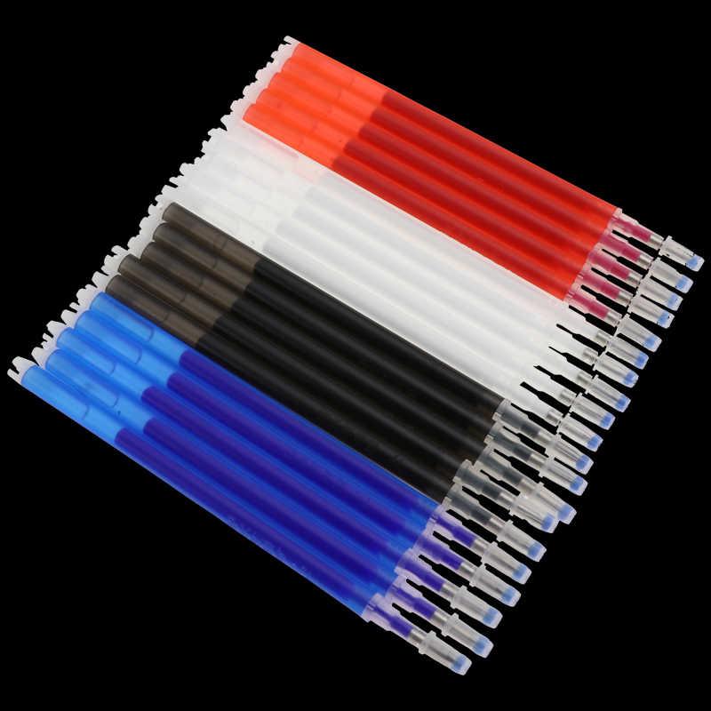 10pcs Grof Staaf Hoge Temperatuur Verdwijning Vulling Lederen Kledingstuk Dash Snijden Marker Pen School Kantoorbenodigdheden