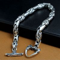925 sterling silver jewelry fashion jewelry bracelet Thai silver bracelets sterling silver jewelry Ms. M