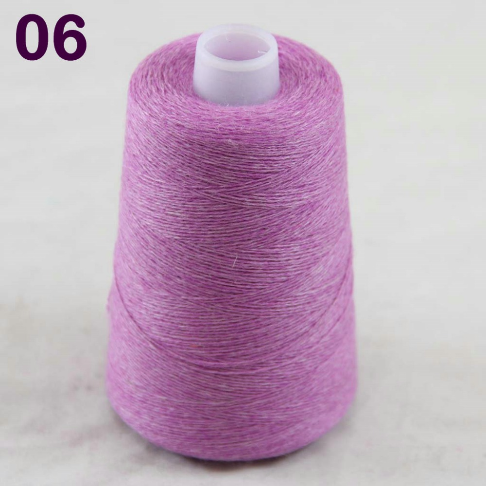 NEW Luxurious Soft 1x100g Cone Soft Pure Cashmere Hand Knitting Crochet Yarn 27