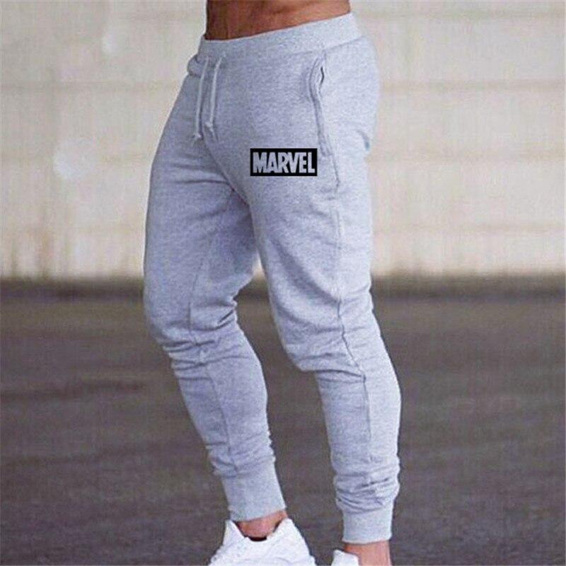 2020 Spring Men Jogging Pants Solid GYM Training Pant Sportswear Joggers Sports Pants Men's Running Swearing Jogging Sweatpants