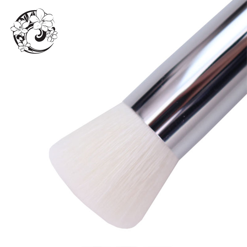 ENERGY Brand Professional Foundation Brush Goat Hair Make Up Makeup Brushes Pinceaux Maquillage Brochas Maquillaje qz1 in Eye Shadow Applicator from Beauty Health