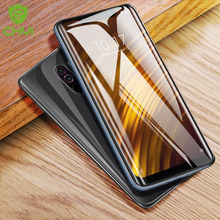 CHYI 3D Curved Film For Pocophone F1 Screen Protector Full Cover Nano Hydrogel Film fit Arc screen With Tools Not Tempered Glass(China)