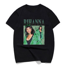 4d8522068d91c Buy rihanna tshirt and get free shipping on AliExpress.com