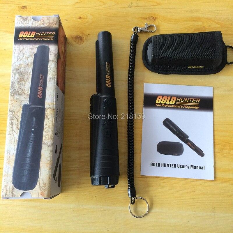 ФОТО Free shipping cheap hunter metal detector,gold hunter pro pointer metal detector