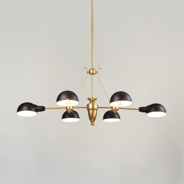 Us 288 0 20 Off Modern Led Chandelier Nordic Hanging Lights Novelty Lighting Fixtures Restaurant Lamps Living Room Suspension Luminaires In