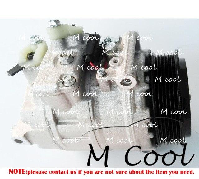US $149 52 11% OFF AC Compressor For Mercedes W163 W220 C215 W203 CL203  W211 AC Compressor 0012302811 0012308111 0002306511 0002309011  001230281188-in