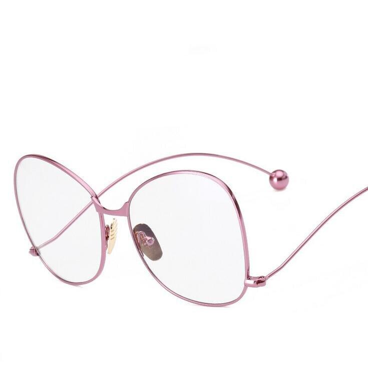 Quadro de óculos óculos de olho óptico armação de armação de óculos de olho 2274