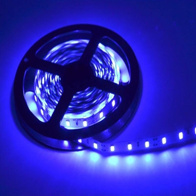 -Водонепроницаемый 5630 5 м 300 светодиодный свет освещение Warmwhite холодный белый 5 цветов для выбора