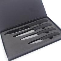 Kingart Ceramic Knife Set Zirconia Kitchen Knife Free Shipping