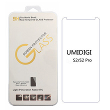9H 2.5D Thin Front Phone Films For UMIDIGI S2 / S2 Pro Screen Protector For UMI S2 / S2 PRO Tempered Glass Mobile Phone Film