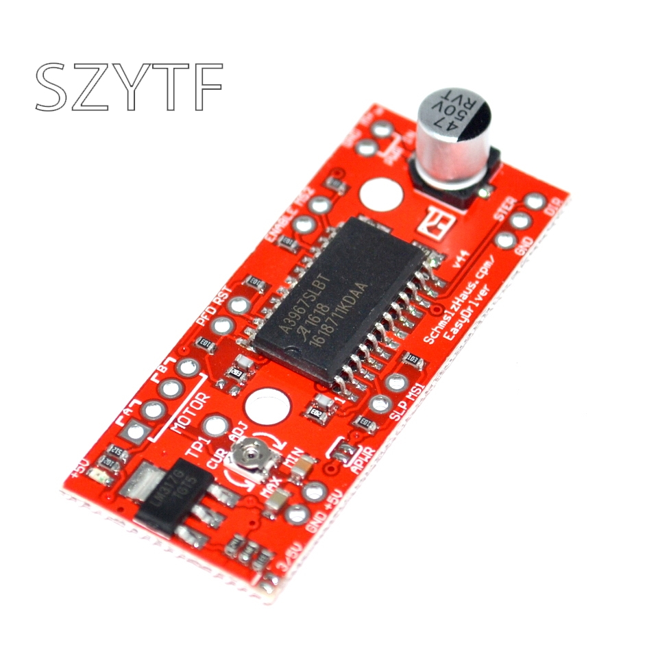 Image 2 - A3967 stepper motor driver module EasyDriver Stepper MotorDriver-in Integrated Circuits from Electronic Components & Supplies