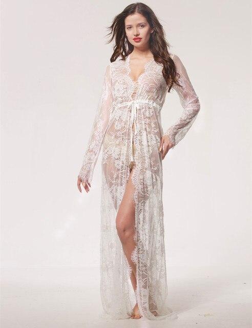 Sexy lace nightwear