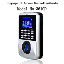Wholesale RFID Card Reader RS485 TCP/IP Communication Fingerprint Reader Access Controller For Password, ID Card, Fingerprint
